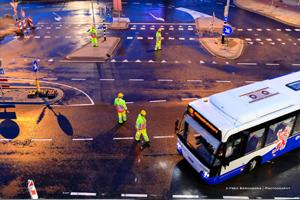 Voor ons als werkgever staat naast de verkeersveiligheid ook de veiligheid van onze medewerkers voorop.